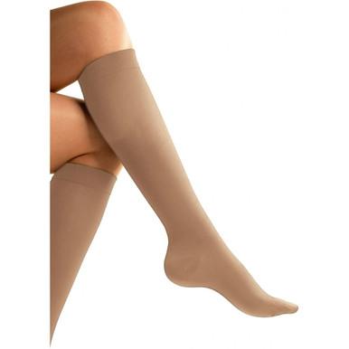 Go Travel Flight Compression Socks - Nude, Large