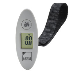 Lewis N Clark Mini Digital Luggage Scale