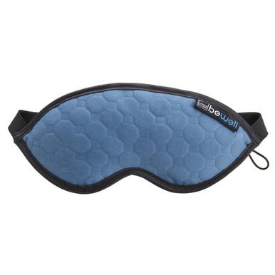 Lewis N Clark BeWell Comfort Eye Mask - Blue