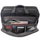 Solo Paramount Smartstrap Briefcase - Black