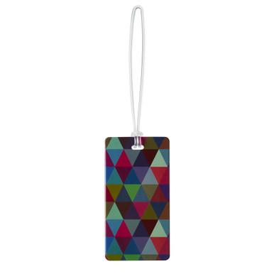 Lewis N Clark Luggage Tag, Geometric