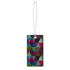 Lewis N Clark Luggage Tag, Geometric