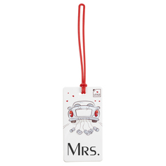 Lewis N Clark Luggage Tag, Mrs.