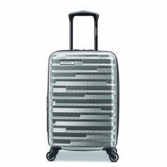 Samsonite Ziplite 4.0 - Spinner Carry-On Silver Oxide