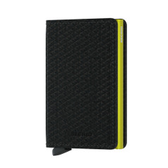 Secrid Slimwallet, Diamond - Black