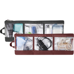 Travelon Set of 2 Accessory Organizers - Wine