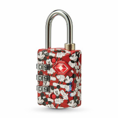 American Tourister Disney 3-Dial Combo Lock - Mickey Mouse