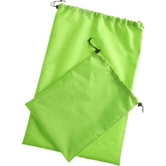 Two anti-bacterial laundry bags