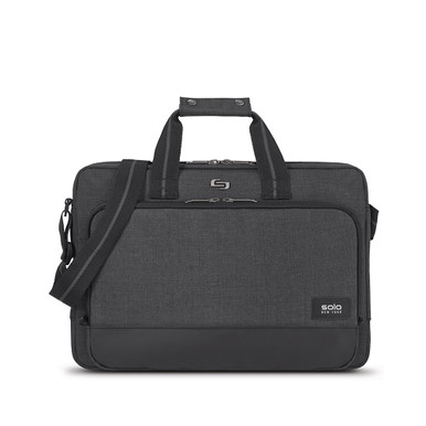 "Solo Downtown - Astor Slim Brief (15.6"") - Black"