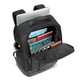 "Solo Gravity - Magnitude Backpack (17"") - Black"