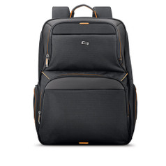 "Solo Everyday - Thrive Backpack (17"")  - Black/Orange"