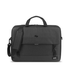 "Solo Gravity - Notch Briefcase (15.6"") -Black"