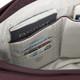 Travelon Anti-Theft Essentials Patch Pocket Crossbody - Dark Bordeaux