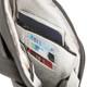 Travelon Anti-Theft Essentials Mini Asymmetric Crossbody - Smoke