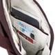Travelon Anti-Theft Essentials Mini Asymmetric Crossbody - Dark Burgundy