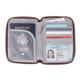 Travelon RFID Blocking Passport Zip Wallet - Garnet