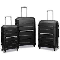 Samsonite Freeform, 3 Piece Set - Black