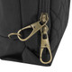 Travelon Anti-Theft Signature Quilted Messenger Bag - Black