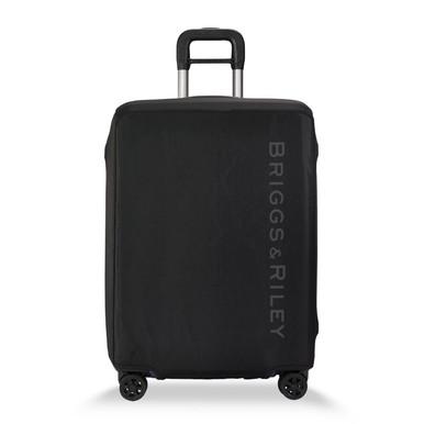Medium Luggage Cover, Black