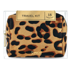 Pinch Provisions Travel Kit - Tan Leopard