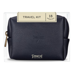 Pinch Provisions Travel Kit - Navy Vegan Leather