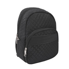 Travelon Anti-Theft Boho Backpack - Black