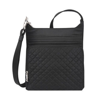 Travelon Anti-Theft Boho N/S Crossbody - Black