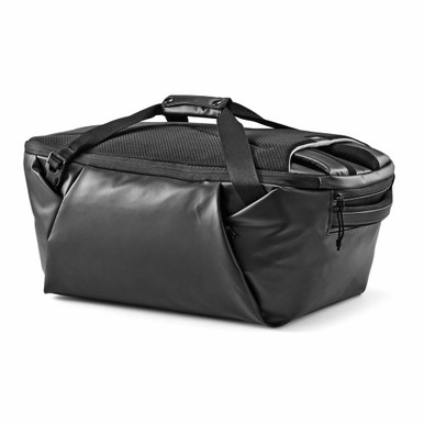 High Sierra Rossby Convertible Duffle - Black