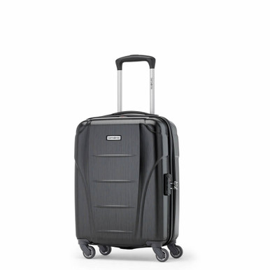 Samsonite Winfield NXT, Spinner Carry-On - Brushed Black