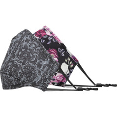 Lace & Floral - Side view