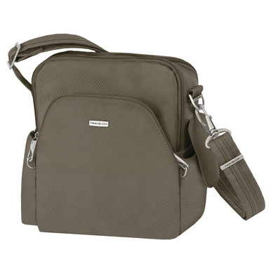 Travelon Anti-Theft Travel Bag - Nutmeg