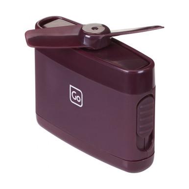Go Travel Micro Fan - Purple