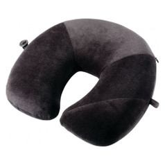 Go Travel Memory Foam Pillow - Black