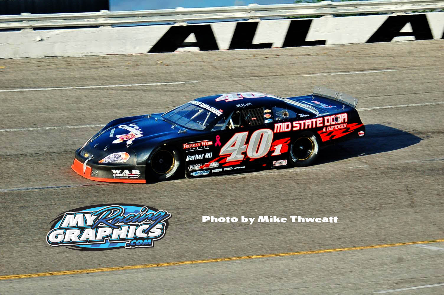 Micheal House Pro Latemodel Graphics