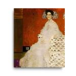 Klimt   Portrait of Friza Riedler