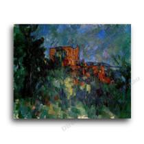 Paul Cezanne   Chateau Noir
