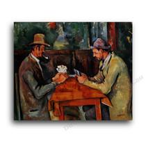 Paul Cezanne | The Card Players 2