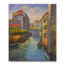 Gondola | Italian Art for Rooms | Art Print for Room