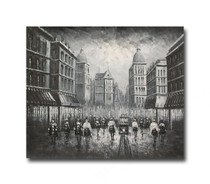 Melancholy Two | Affordable Vintage Wall Art & Canvas for Sale