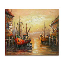 Berth | Buy Wall Art & Oil Painting Canvas for Styling Study Rooms