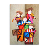 Orchestra | Canvas Art for Kids Bedroom
