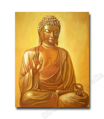 Golden Buddha One