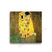 Klimt   The Kiss