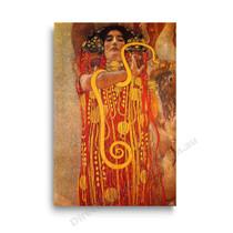 Klimt   Hygeia Detail of Medicine