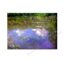 Monet | Water Lilies (The Clouds)