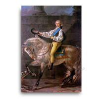 Jaques Louis David | Count Potocki