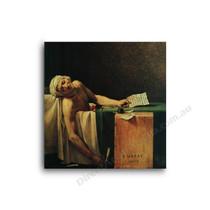 Jaques Louis David | Death of Marat