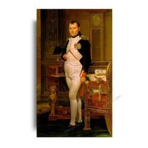 Jaques Louis David | Napoleon in His Study