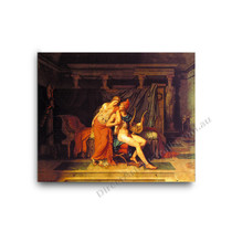 Jaques Louis David | Paris and Helen