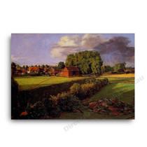 John Constable | Golding Constable's Flower Garden
